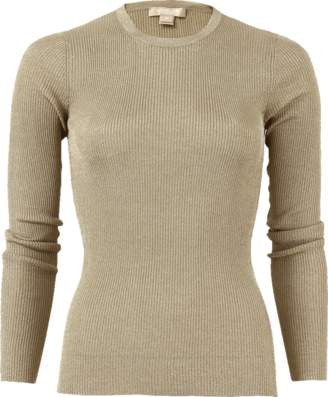 Michael Kors Tissue Metallic Sweater