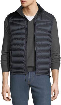 Ralph Lauren Men's Zip-Front Down Puffer Vest, Navy