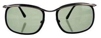 Tom Ford Marcello Square Sunglasses