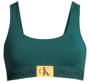 Calvin Klein Monogram Unlined Bralette