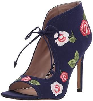 Betsey Johnson Blue by Women's Caroline Heeled Sandal
