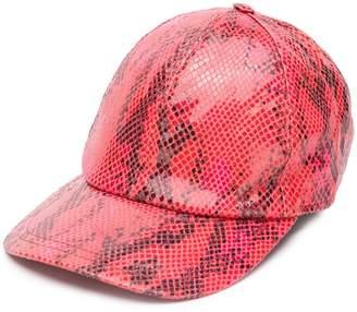 MSGM python baseball cap