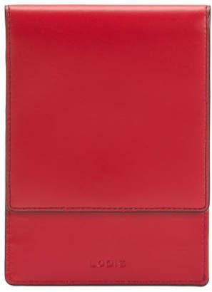 Rfid Audrey Leather Passport Wallet