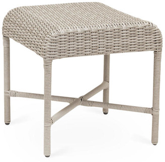 One Kings Lane Manahattan Side Table - French Gray
