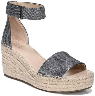 Franco Sarto Clemens Wedge Sandals Women Shoes