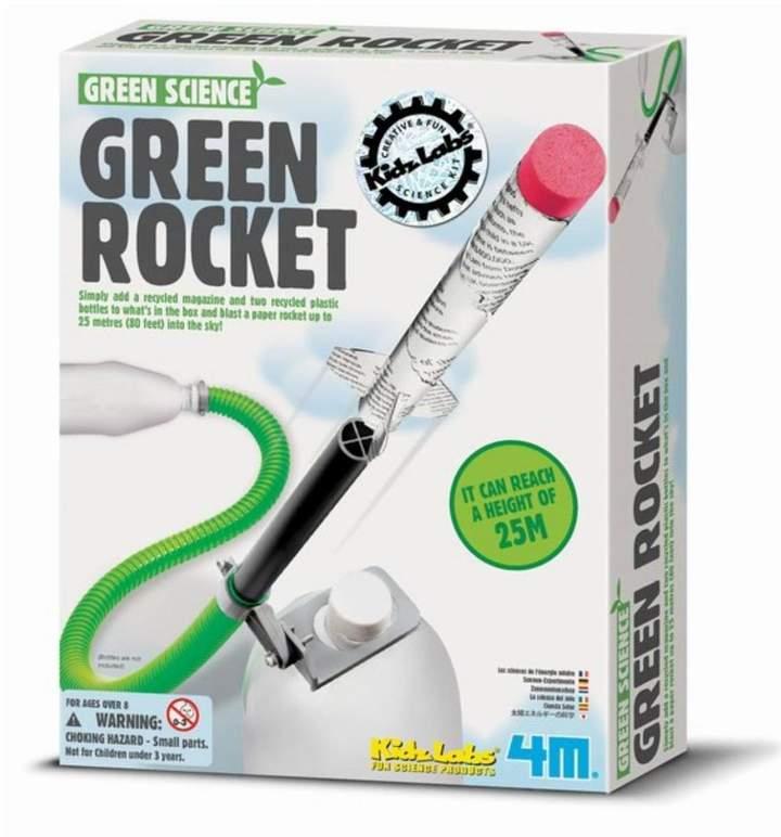 4M Green Rocket Science