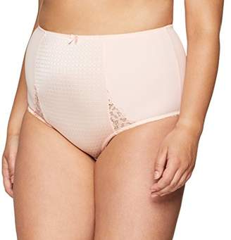 F&F Simply Be Women's Ruby F/F Brief Full