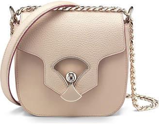 Bvlgari Diva's Dream calf-leather flap shoulder bag