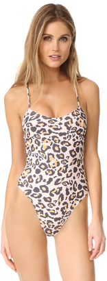 Somedays Lovin See You At Sunrise One Piece $109 thestylecure.com