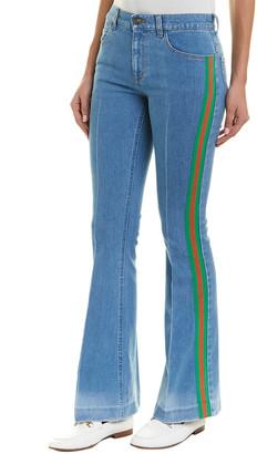 Gucci Stretch Flare Pantaloni Pant