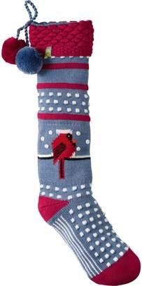 Smartwool Charley Harper Cool Cardinal Stocking - Women's