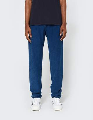 Champion Reverse Weave RW Indigo Terry Sweatpants
