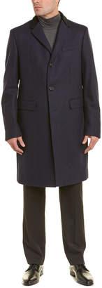 Burberry Wool & Cashmere-Blend Coat