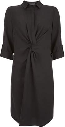 ef67712e13e Next Womens Mint Velvet Ink Twist Front Shirt Dress