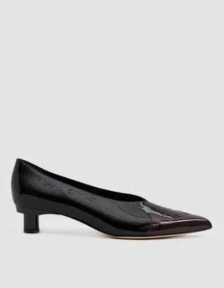 Tibi Levi Patent Heel