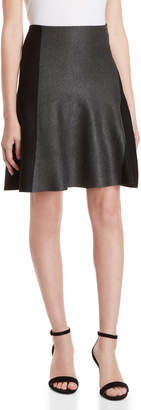 Max Studio Midi Sweater Skirt
