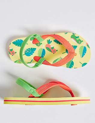Marks and Spencer Kids' Flip-flops (5 Small - 12 Small)