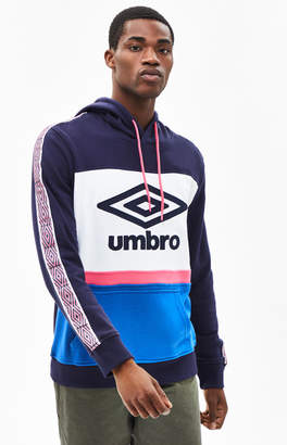 Umbro Tapered Logo Pullover Hoodie