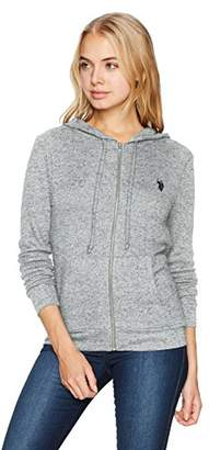 U.S. Polo Assn. Women's Zip Up Sweater