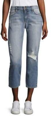 Joe's Jeans Exclusive Ex Lover Distressed Slouchy Ankle Jeans