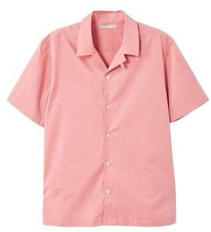 Mango Man MANGO MAN Regular-fit camp-collar shirt
