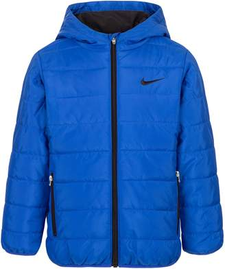 Nike Boys 4-7 Quilted Heavyweight Jacket