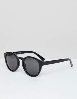 Weekday Trek Sunglasses Black