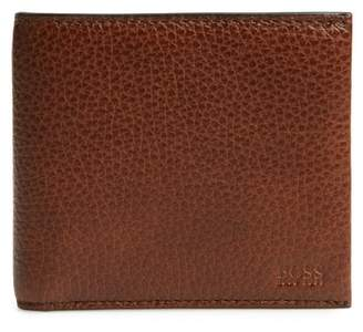 BOSS Traveller Leather Wallet