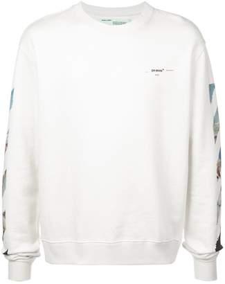 Off-White Arrows L/S sweatshirt