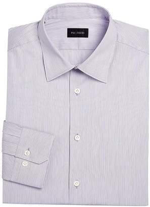 Pal Zileri Men's Striped Slim-Fit Dress Shirt