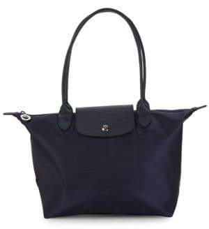 Longchamp Small Le Pliage Top Zip Tote