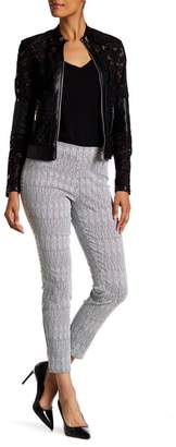 Insight Techno Print Ankle Pants