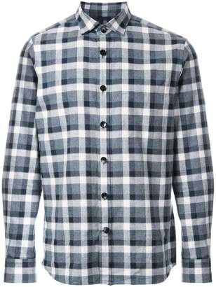Kent & Curwen buffalo check shirt