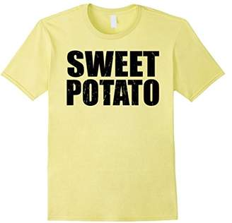 Sweet Potato Funny Christmas T Shirt Gift X Mas Holiday