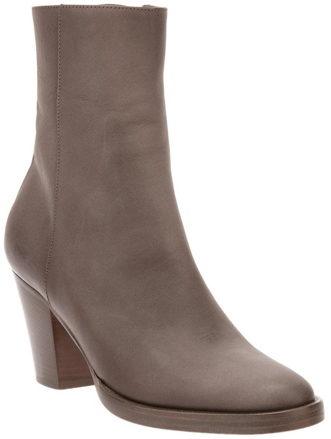 A.F.Vandevorst '121 x282' ankle boot