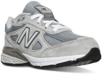 New Balance Little Boys' 990 v4 Running Sneakers from Finish Line