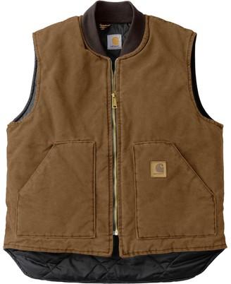 Carhartt Sandstone Vest - Men's
