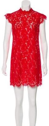 Rachel Zoe Sleeveless Lace Dress