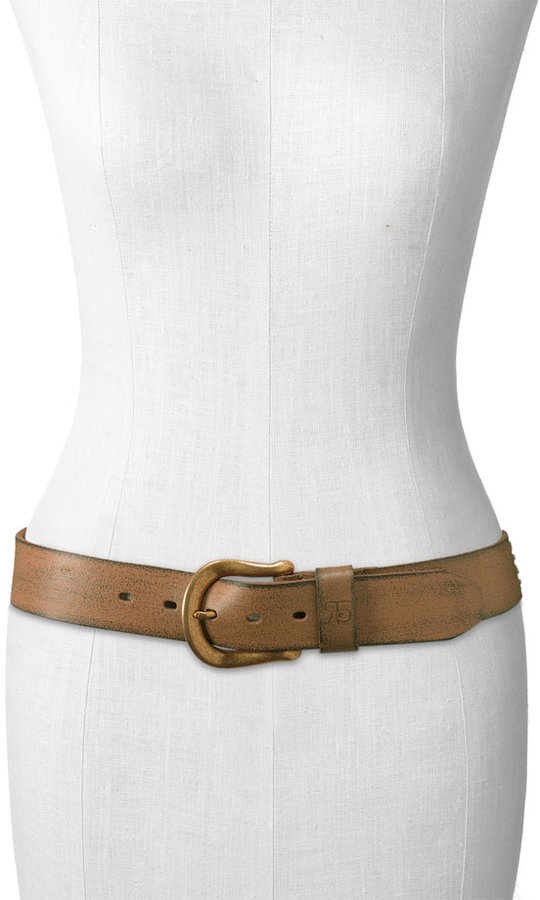 Joe's Jeans 'Leo Pardon Me' Studded Belt