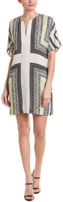 BCBGMAXAZRIA Dolman Shift Dress
