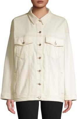 Eileen Fisher Oversized Jean Jacket