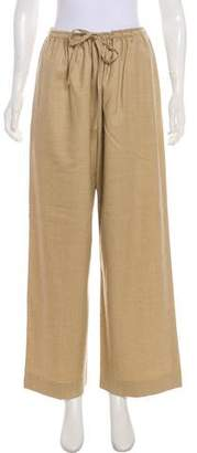 eskandar Wool Wide-Leg Pants