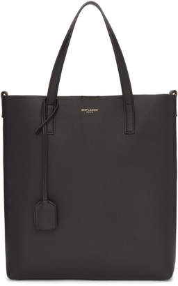 Saint Laurent Black Toy North South Shopping Tote