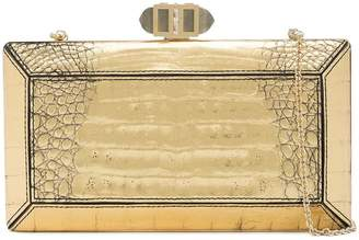 Judith Leiber Couture Coffered bag