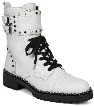 Sam Edelman Jennifer Studded Combat Boots