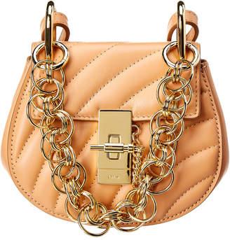 Chloé Drew Nano Bijou Leather Shoulder Bag