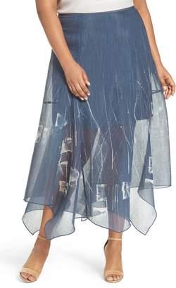 Nic+Zoe Spring Tide Maxi Skirt