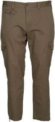 Dolce & Gabbana Multiple Pocket Trousers