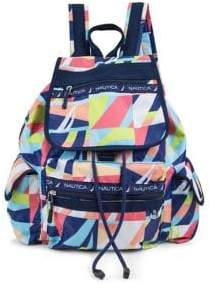 Nautica Captains Quarter Backpack