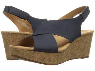 5c1f6d92b683 Clarks Nubuck Upper Women s Sandals - ShopStyle